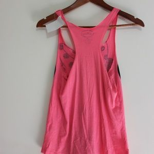 Disney Tops - Bright Pink Minnie Mouse Tank Top